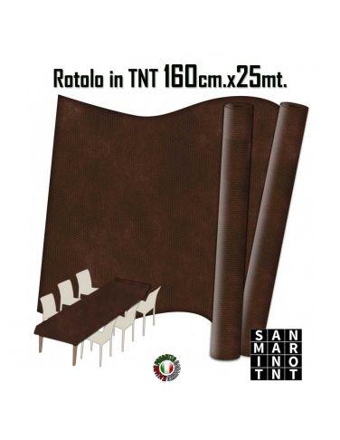 Rotolo in TNT cm.160x25 mt colore Marrone