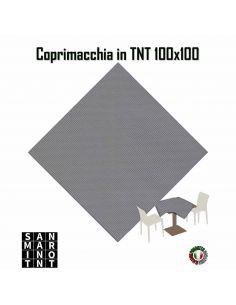 Coprimacchia 100x100 in tnt colore Grigio
