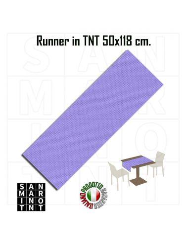 Runner 50x118 in tnt colore Lilla 300