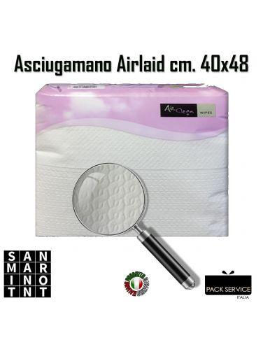 Asciugamano in TNT 40x48 cm