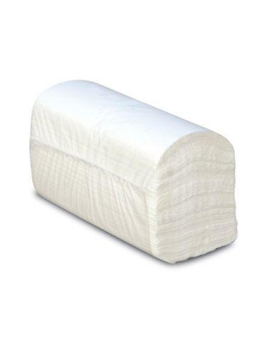 Asciugamano in cellulosa piegati a V
