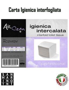 Carta Igienica Intercalata