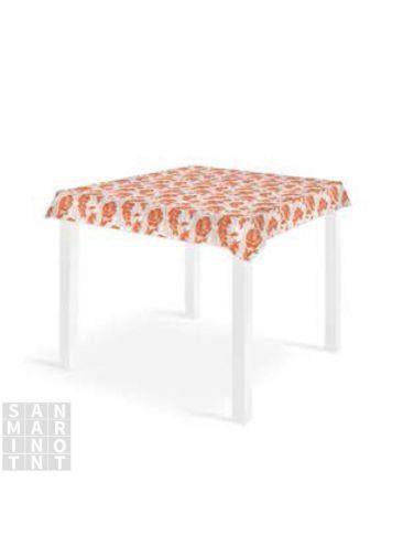 Coprimacchia in Airlaid Garden Terracotta 100x100