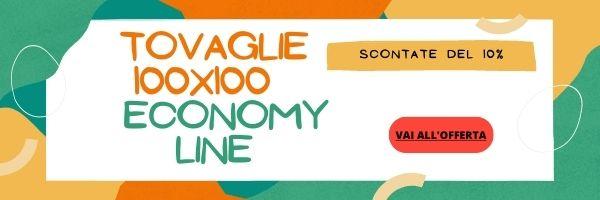 tovaglie 100x100 scontate del 10%  Tovaglie 100×100 economy line tOVAGLIE 20100X100 20eCONOMY 20LINE 20 1